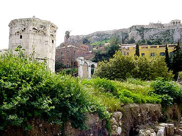 WELCOME TO ATHENS - The ATHENS GUIDE - Roman Agora - Page Four