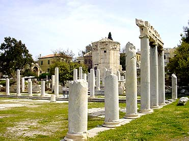 WELCOME TO ATHENS - The ATHENS GUIDE - Roman Agora - Page ...